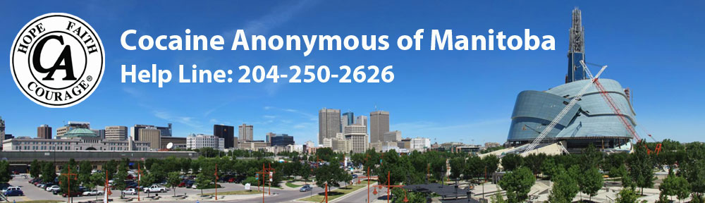 Cocaine Anonymous of Manitoba